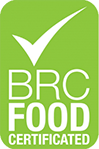 Gold Medal Bakery is BRC Food Certified for safety