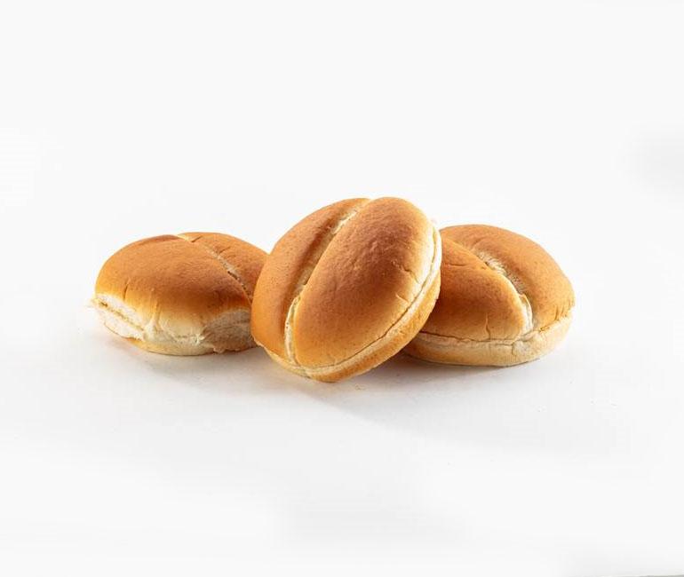 premium white rolls from Gold Medal Bakery