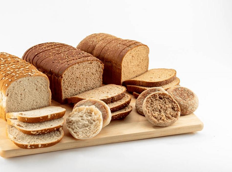 NonGMO Bread on Board