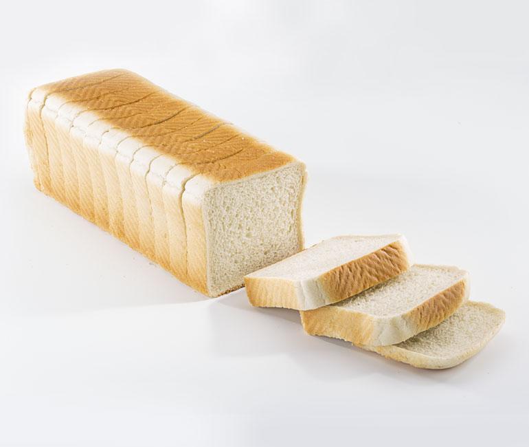 sliced loaf of Gold Medal Bakery Texas toast