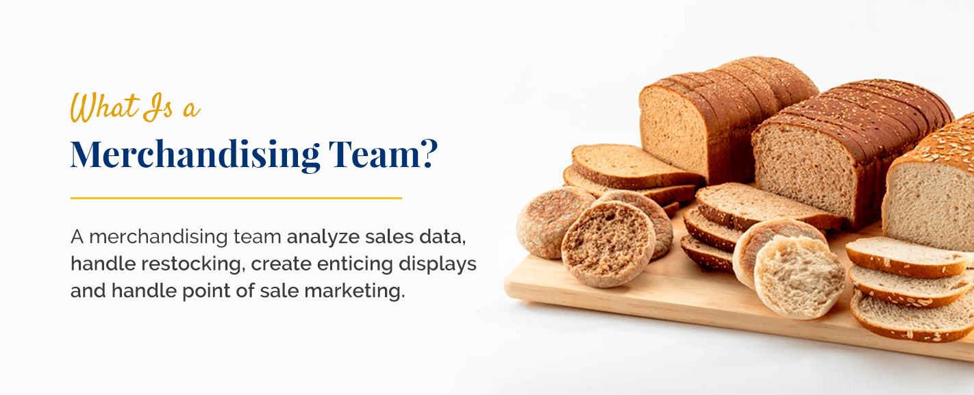 what is a merchandising team?