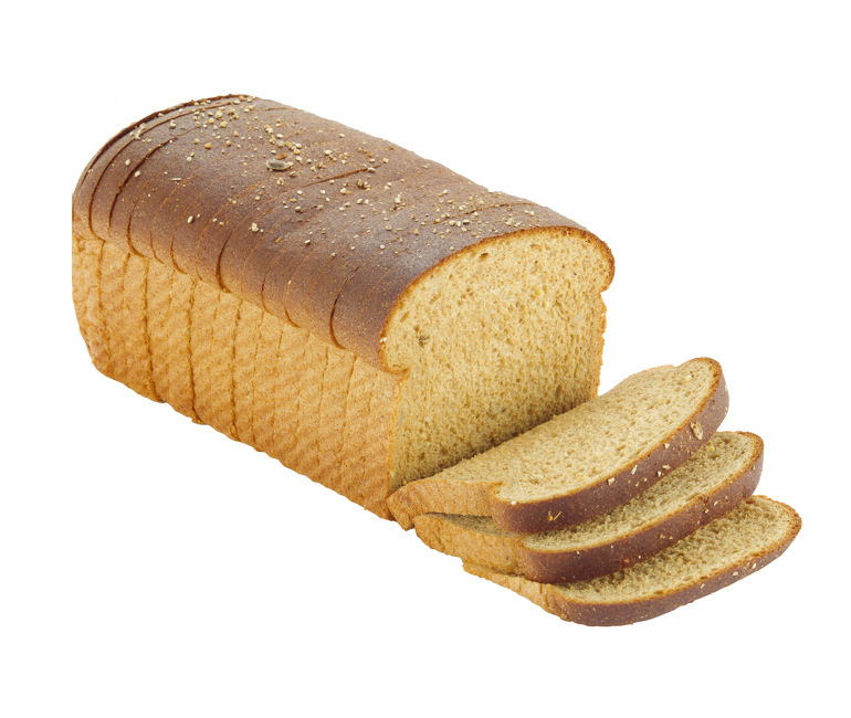 sliced loaf of Gold Medal Bakery organic ancient grains sandwich bread