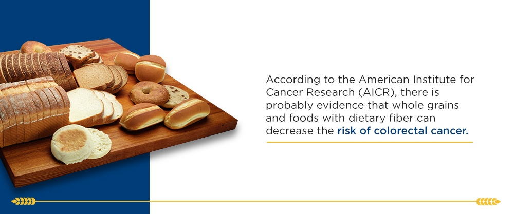 Bread Can Decrease the Risk of Cancer